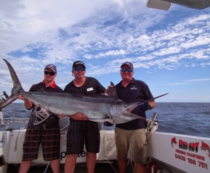 Red Hot Fishing Charters